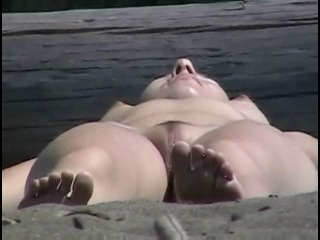 Nudist beach Canada 6